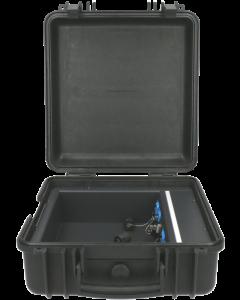 FiberEXplorer SmartBeam OCTO single-mode glasfaser signalverteilung, koffer ausführung
