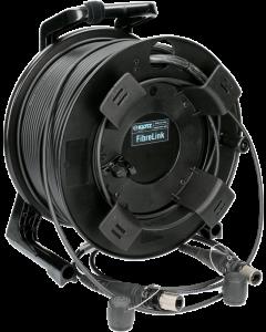 FiberLink opticalCON DUO multimode kabeltrommel