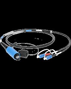 FiberLink SmartBeam DUO auf 2x SC single-mode breakout kabel