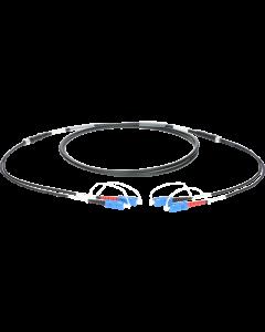 FiberLink 2x SC auf 2x SC single-mode breakout patchkabel