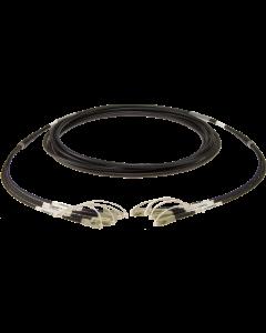 FiberLink 4x SC auf 4x SC multimode breakout patch kabel
