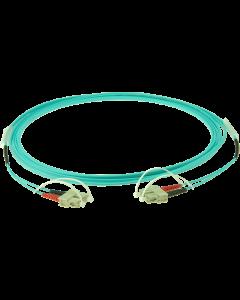 multimode fiber optic duplex flat kabel OM3: SC-SC (MADI)