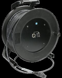 mikrofon kabeltrommel system mit Neutrik XLR gemäß IP65