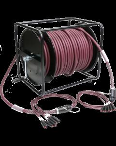 hochflexibles RamCAT 5-fach netzwerk multicore kabel für den harten road einsatz auf trommel