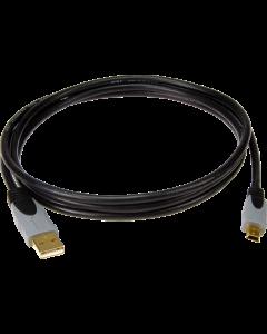 high speed USB 2.0 kabel A - B mini